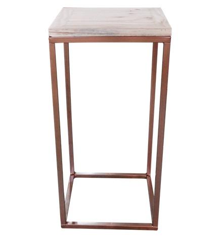 Mesa Cubo Para Decoração Varias cores Fixa ou D...
