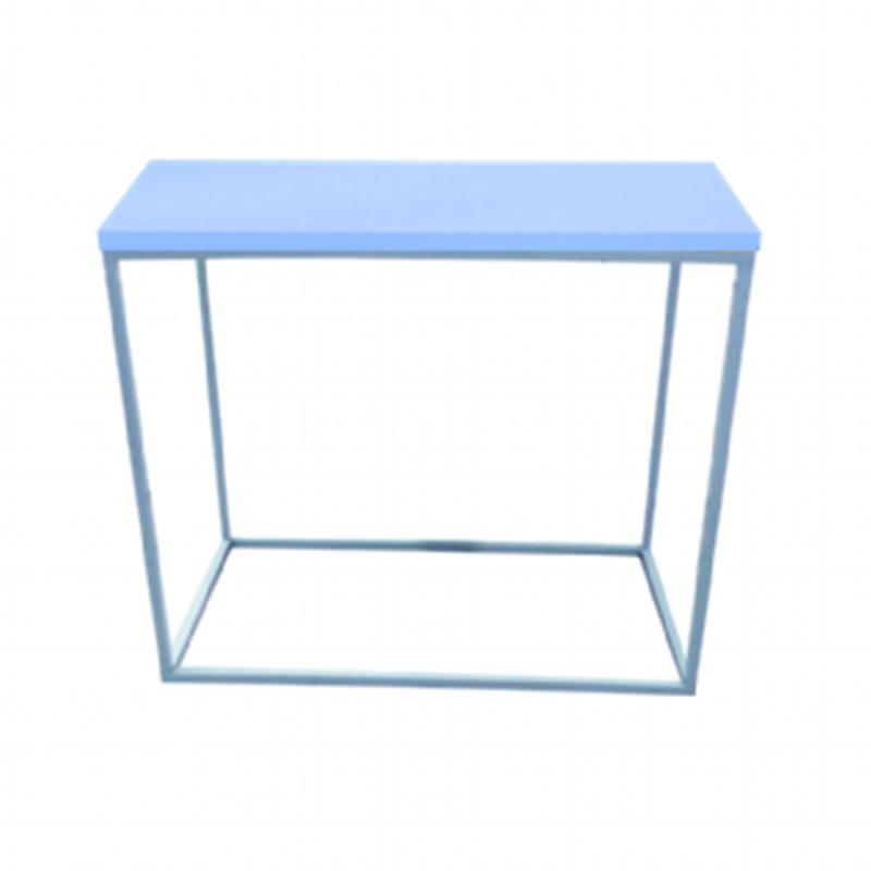 Mesa Cubo Fixa ou Desmontável Varias Cores